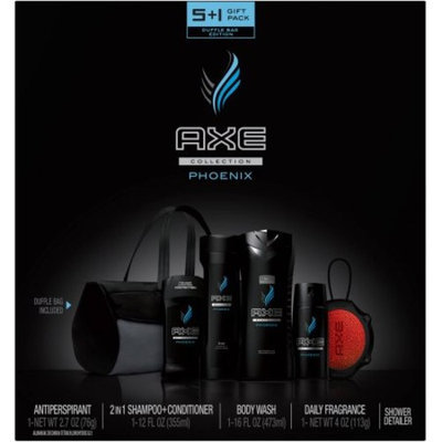 AXE Phoenix Holiday Gift Set for Men with Duffel Bag