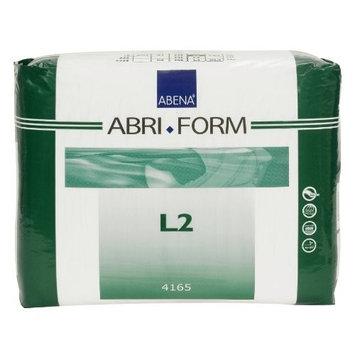 Abena Abri-Form Comfort Briefs, Large, L2, 22 Count