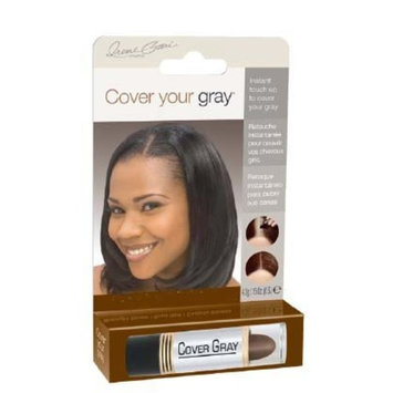 Cover Your Gray Hair Color Stick Light Brown/Blonde (Pack of 6)
