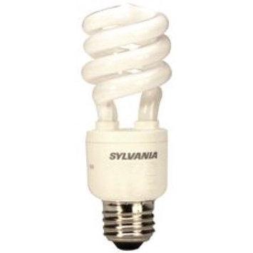 Sylvania Dulux Electronic 7 Watt Mini Twist Compact Fluorescent Bulb