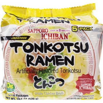 Sapporo Ichiban Tonkotsu Ramen, 18.5 Oz