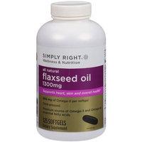 Member's Mark Flaxseed oil 325 softgels