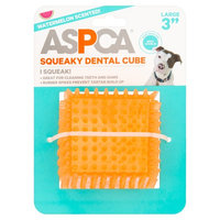 ASPCA Orange Squeaky Dental Cube