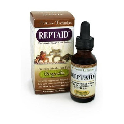 Tom's Reptile Supplies Reptaid - An herbal Supplement to help your small reptiles overcome some parasitic and bacterial inf