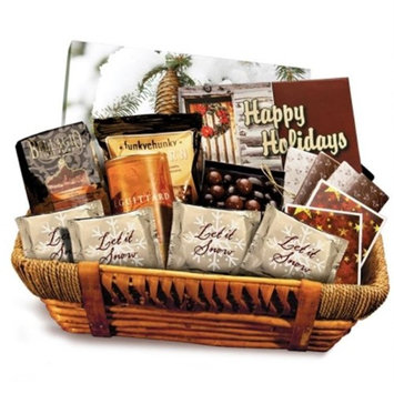 Chocolate Chocolate 302275 Holiday Gift Basket