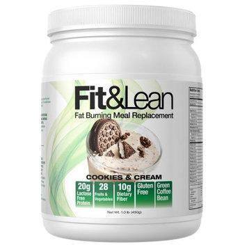 MHP Fit & Lean - 1lb Cookies & Cream