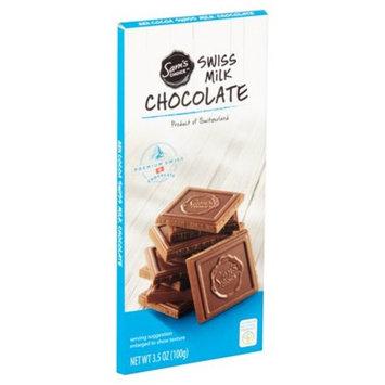 Sam's Choice Swiss Milk Chocolate, 3.5 oz