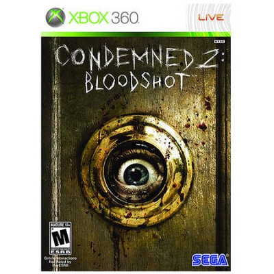 Sega Condemned 2: Bloodshot (Xbox 360) - Pre-Owned