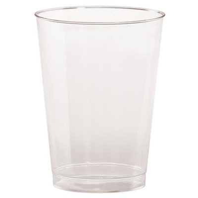King Zak Ind Lillian Tablesettings 12816 DVine 8 Oz Tall Tumbler Buffet - 500 Per Case