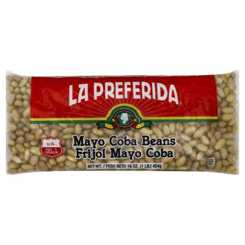 La Preferida Mayo Coba Beans, 16 Oz
