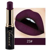 SEXYP 1PC Ladies Creative Beauty New Waterproof Lip Lingerie Matte Liquid Long Lasting Diamond Lip Gloss Lipstick