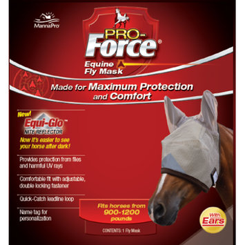 Manna Pro Products Manna Pro Pro-Force Fly Mask with Ears