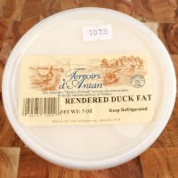 Rendered Duck Fat From France - 1 x 7 oz