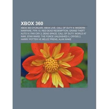 Books Llc, Wiki Series Xbox 360: Xbox 360 Oyunlar? Xbox Live, Call of Duty 4: Modern Warfare, Fifa 10, Red Dead Redemption, Grand Theft Auto IV, Far C