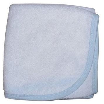 Bambini Layette Blue Plane Hooded Towel