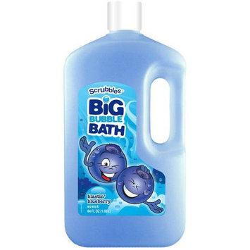 Equate Very Blue Berry Kids Bubble Bath