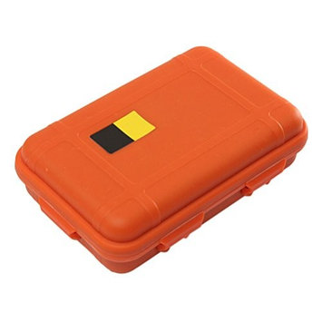 JETTINGBUY Outdoor Plastic Waterproof Airtight Survival Case,Small