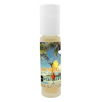 Mai Tai Tiki Cocktail Perfume Natural By Mod for Good Earth Beauty