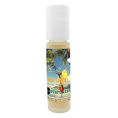 Mai Tai Tiki Cocktail Perfume Natural By Mod for Good Earth Beauty