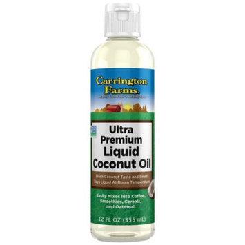 Carrington Farms Ultra Premium Liquid Coconut Oil, 12 fl oz