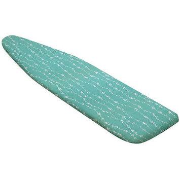 Honey Can Do Honey-Can-Do IBC-03031 Standard Ironing Board Cover, Teal