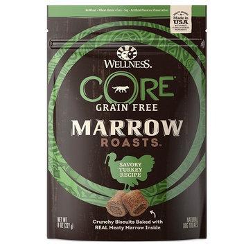 Wellness Core® Marrow Roasts Natural Grain Free Dog Treats, 8-Ounce Bag [Turkey]