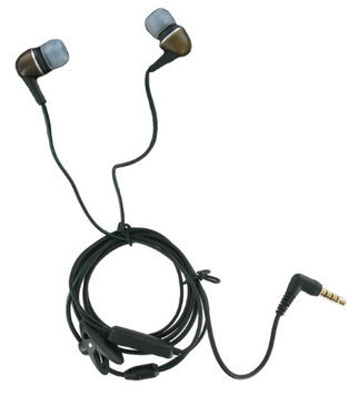 iDigi DIGEDOGSHST35 Ecoustic ECO DOG 3.5mm Headset With Mic