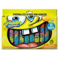 DDI 914266 Spongebob 10Pk Mini Marker