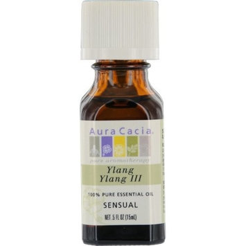 Essential Oils Aura Cacia By Ylang Ylang Iii-Essential Oil .5 Oz
