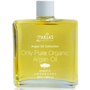 Zakia's Morocco 100% Pure Argan Oil