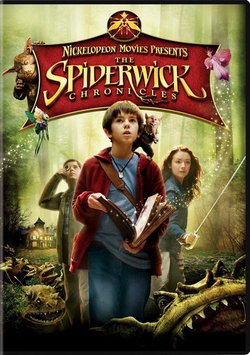 Paramount Studio Spiderwick Chronicles Brand New