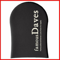 Famous Dave's Self Tanning Mitt20,000 Testimonials Tan Applicator for sunless lotions, sprays, and mousse with