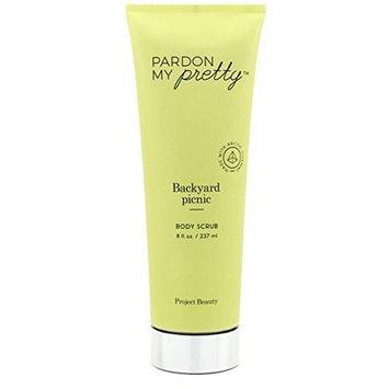Pardon My Pretty Backyard Picnic Body Scrub with Arctic Vitamins by Project Beauty by Project Beauty