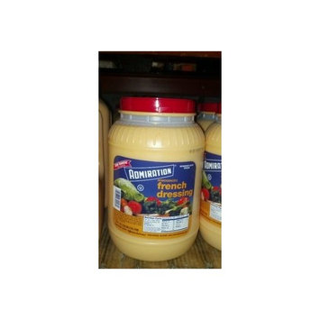 Admiration: French Salad Dressing 1 Gallon (2 Pack)
