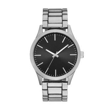 Men's Classic Bracelet Watch - Goodfellow & Co™ Silver