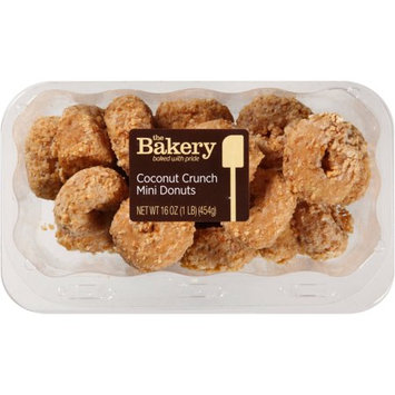 The Bakery Coconut Crunch Mini Donuts