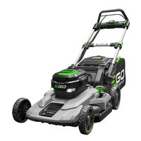 21 in. 56-Volt Lithium-Ion Cordless Self Propelled Lawn Mower