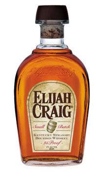 Elijah Craig Bourbon Old Small Batch