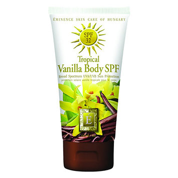 Eminence Organics Tropical Vanilla Body SPF 32