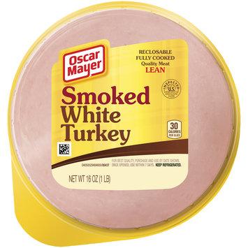 Oscar Mayer Smoked White Turkey