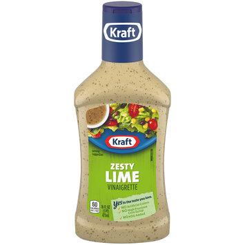 Kraft Zesty Lime Vinaigrette Dressing