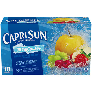 Capri Sun Splash Cooler Ready-to-Drink Soft Drink