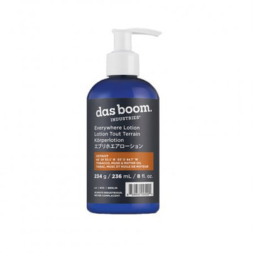 Das Boom. Industries das boom industries Everywhere Lotion Detroit