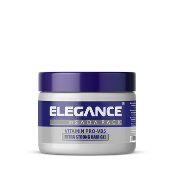 Elegance Medium Hold - Strong Protection Hair Gel