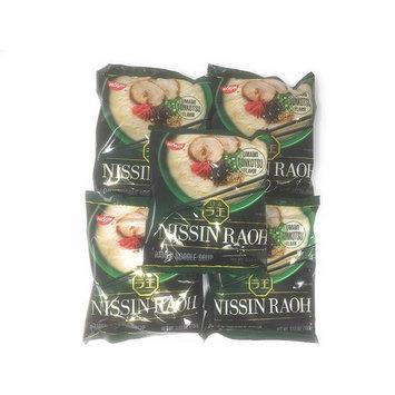 Nissin RAOH Ramen Noodle Soup, Umami Tonkotsu, 3.53 Ounce, (Pack of 5)