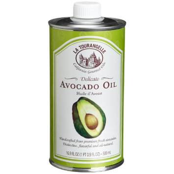 Hand Crafted Artisinal Avocado Oil by La Tourangelle - Three Pack of 8.45-Ounces