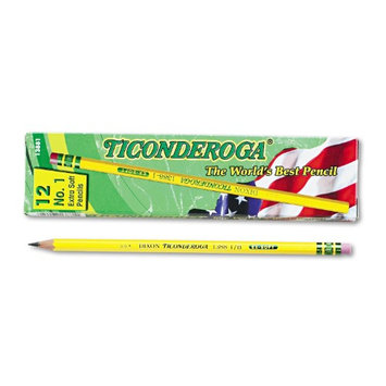 Ticonderoga Wood-Case Pencil