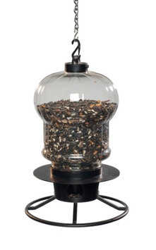 First Nature Clear Globe Seed Selector Feeder 993001-544