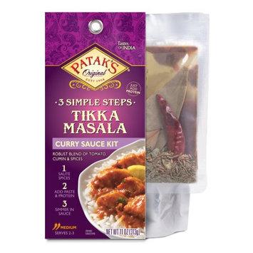 Ach Foods Patak Tikka Masala 3step