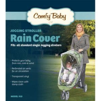 Comfy Baby! Universal Single Jogging Stroller Waterproof Rain Cover/Wind Shield